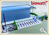 Verfahrenstechnik Biogasanalage