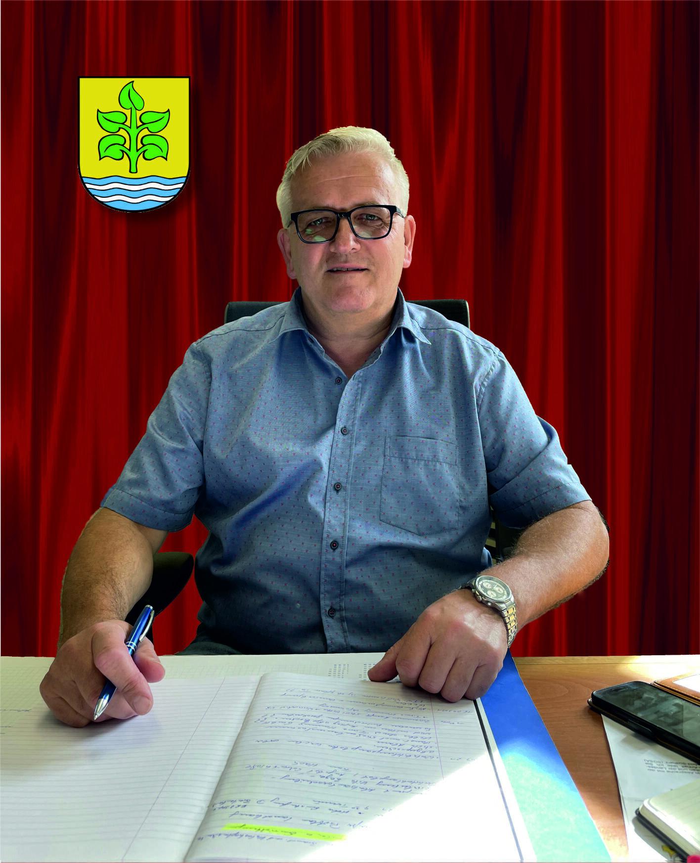Verbandsgemeindebürgermeister Michael Peckruhn