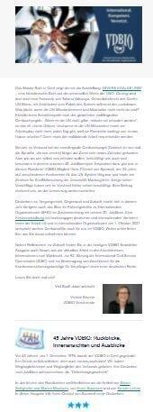 Deckblatt Rundbrief-Ausgabe