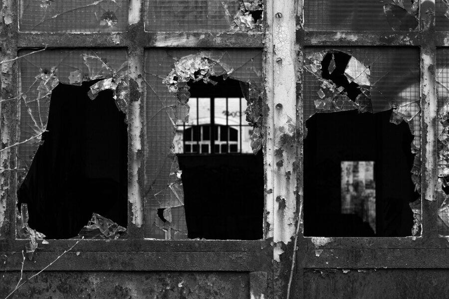 Fenster defekt