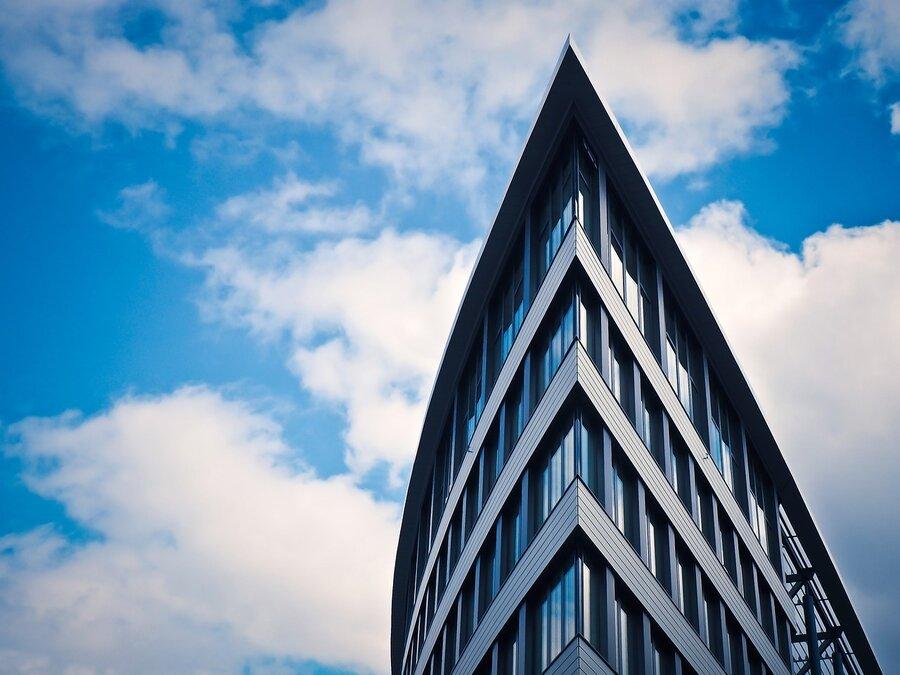 Fenster-Glasfassade