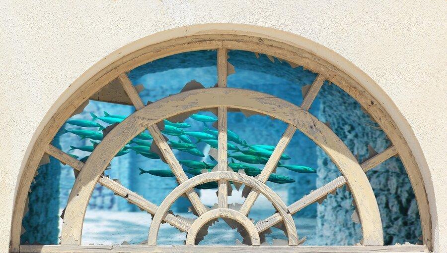 Glaskonstruktionen Glasfenster