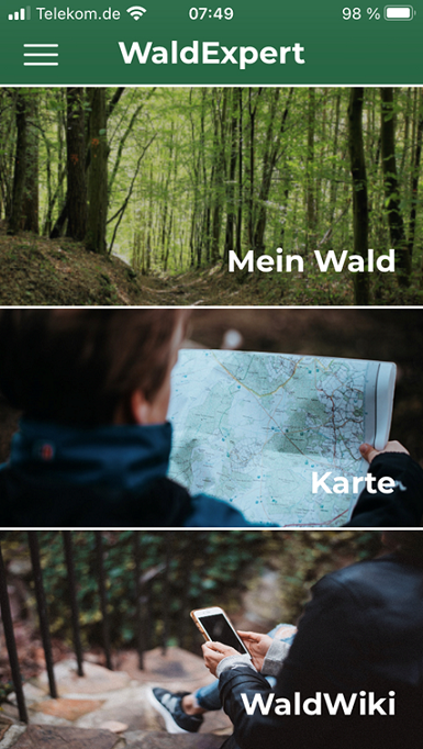App WaldExpert 2.0