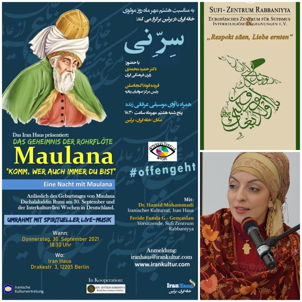 Night with Maulana