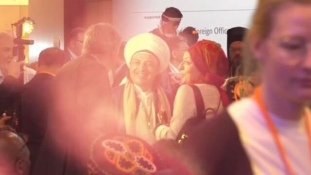 Interview with Sheikh Eshref Efendi