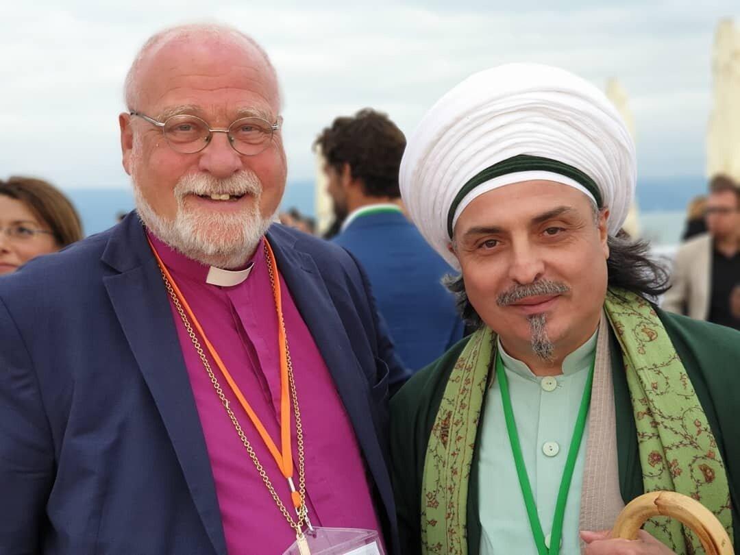 Interfaith Prayer with Sheikh Eshref Efendi