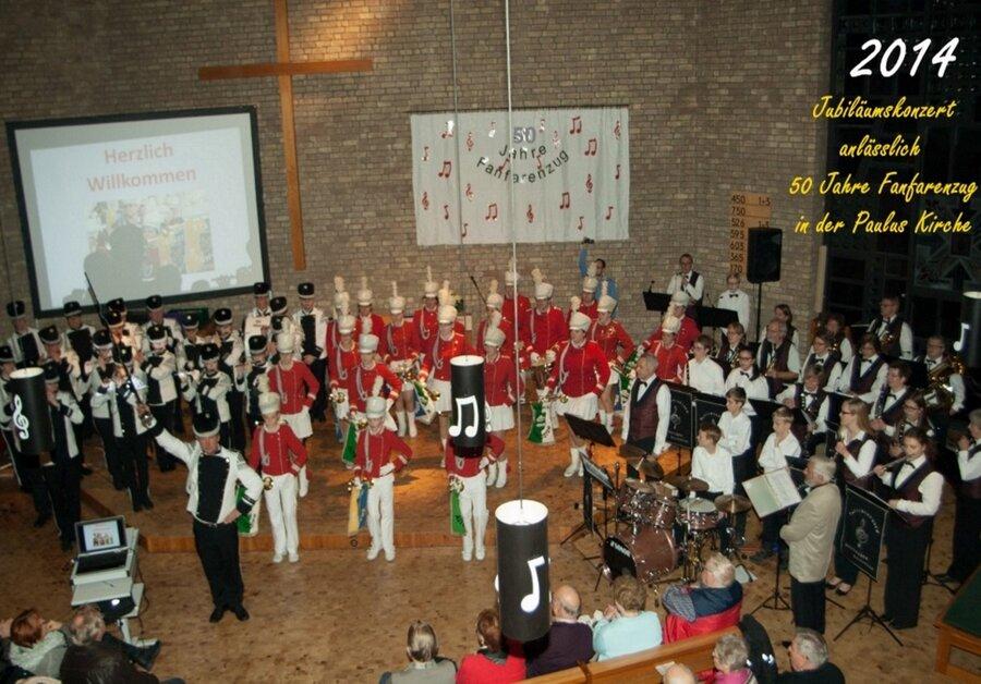 2014-Jubiläumskonzert