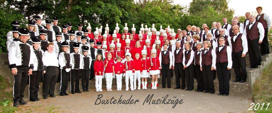 2011-Buxtehuder Musikzüge