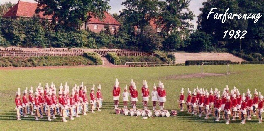 1982-Mädchenfanfarenzug