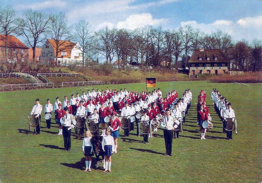 1968-Fanfaren-und Spielmannzug Buxtehude-Altkloster