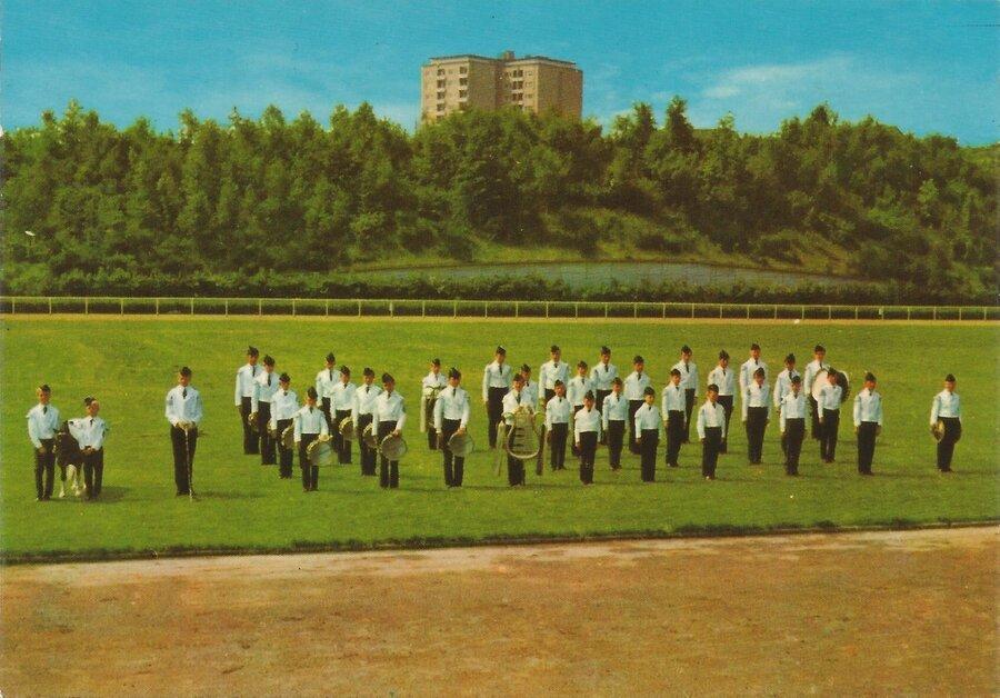1967-Knabensoielmannzug gegründet 1961
