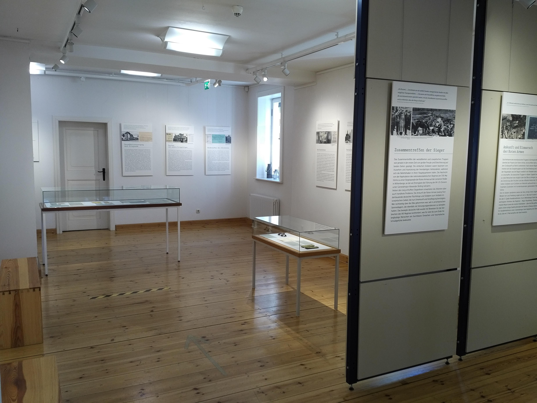 Ausstellung im Wittenberger Museum | Foto: Stadt Perleberg