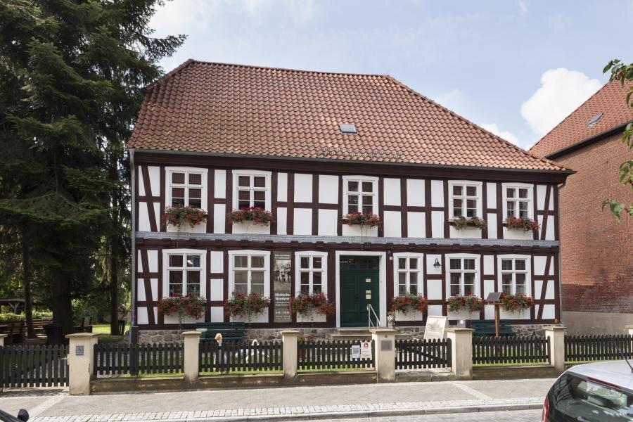 Außenansicht des Stadtmuseums Wittenberge | Foto: Stadt Wittenberge