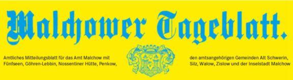 Malchower Tageblatt