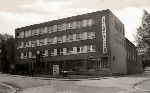 Kreiskulturhaus E. Thälmann