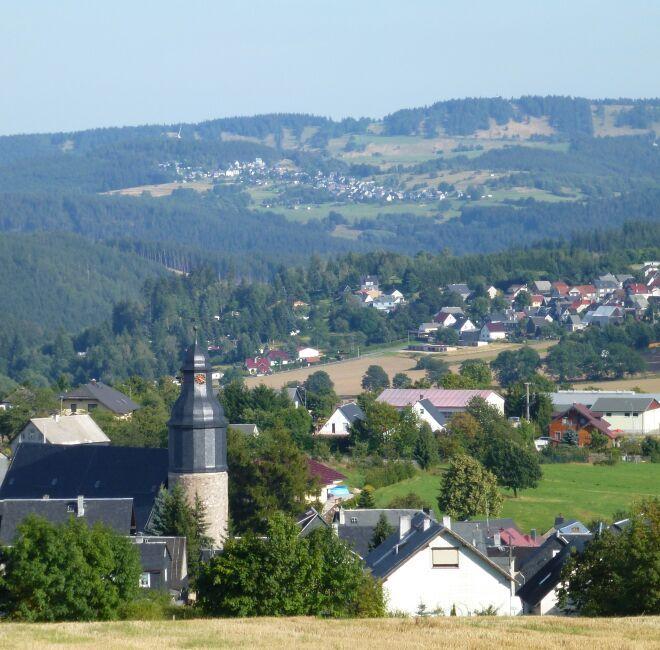 Herschdorf und Allersdorf