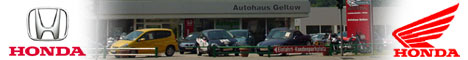 468 x 60 Autohaus Geltow