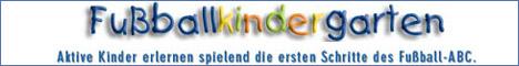 468 x 60 Fussballkindergarten