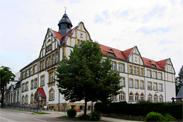 Schulgebäude - Außenansicht