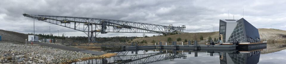 Förderbrücke