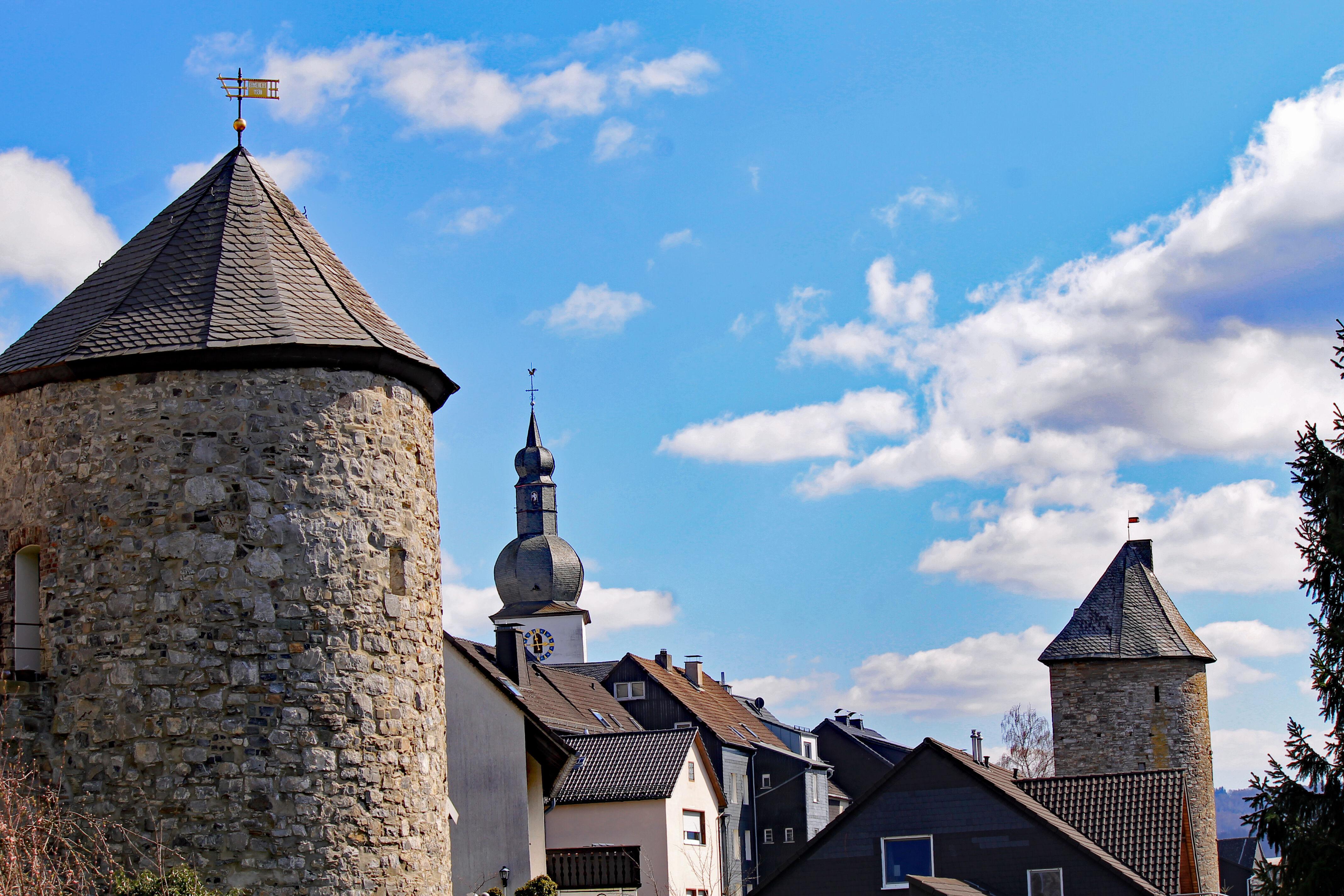 Altstadt Arnsberg - 3 Türme