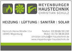 Meyenburger Haustechnik