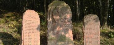 Denkmal 1WK Friedebach