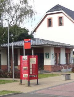 Tourismuspavillon