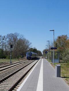 Bahnhof Herrensee