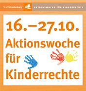 Aktionswoche für Kinderrechte 2017