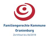 Zertifikat »Familiengerechte Kommune«