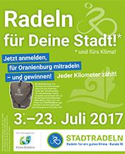 STADTRADELN 2017