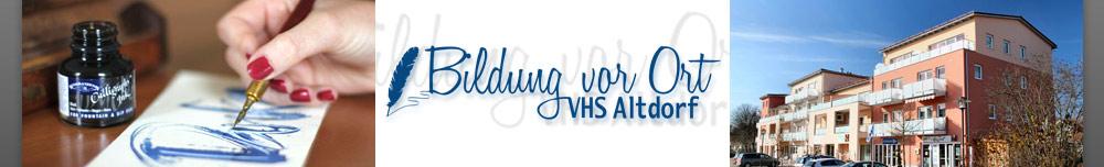 VHS und Musikschule Altdorf