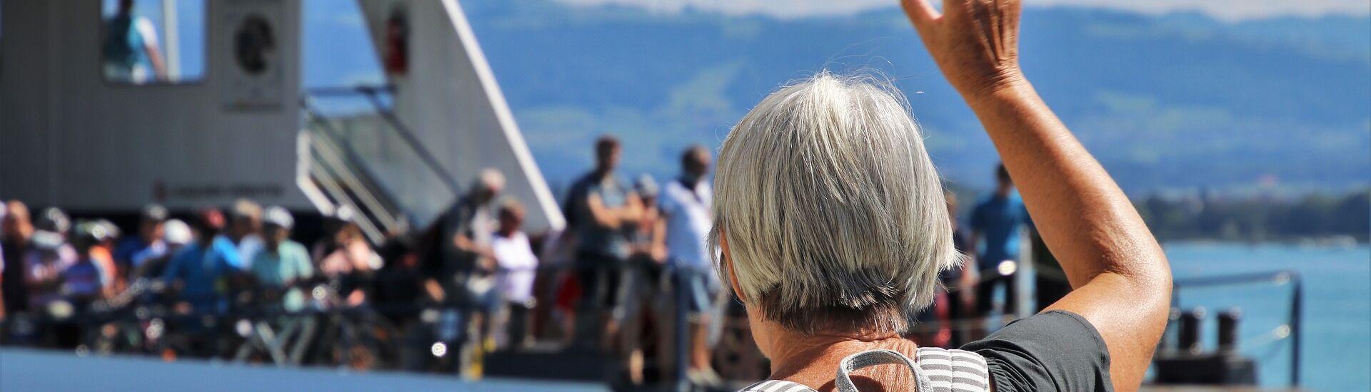 Seniorenausflug der Stadt Ortenberg
