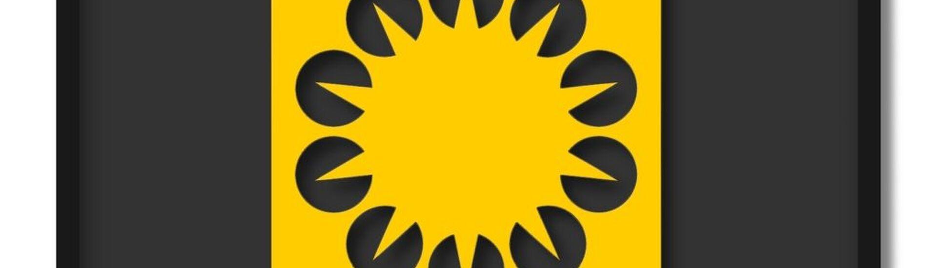 "Bürgerplakette ""Ortenberger Sonne"""