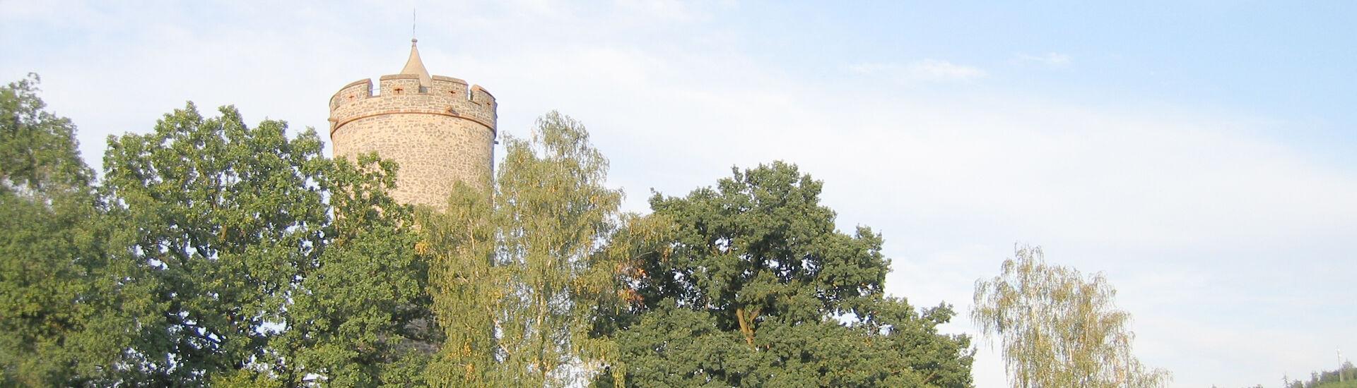 Zeltlagerplatz Burgruine Lißbeg