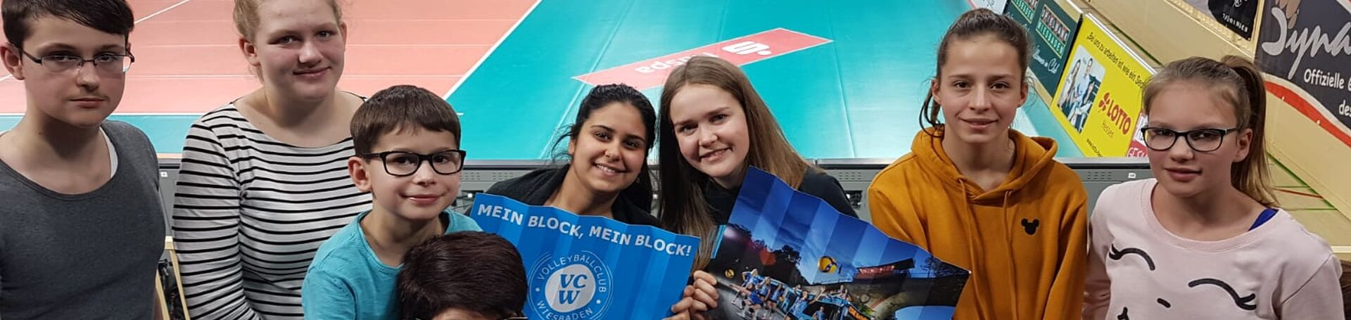 Ausflug zum Bundesligaspiel
