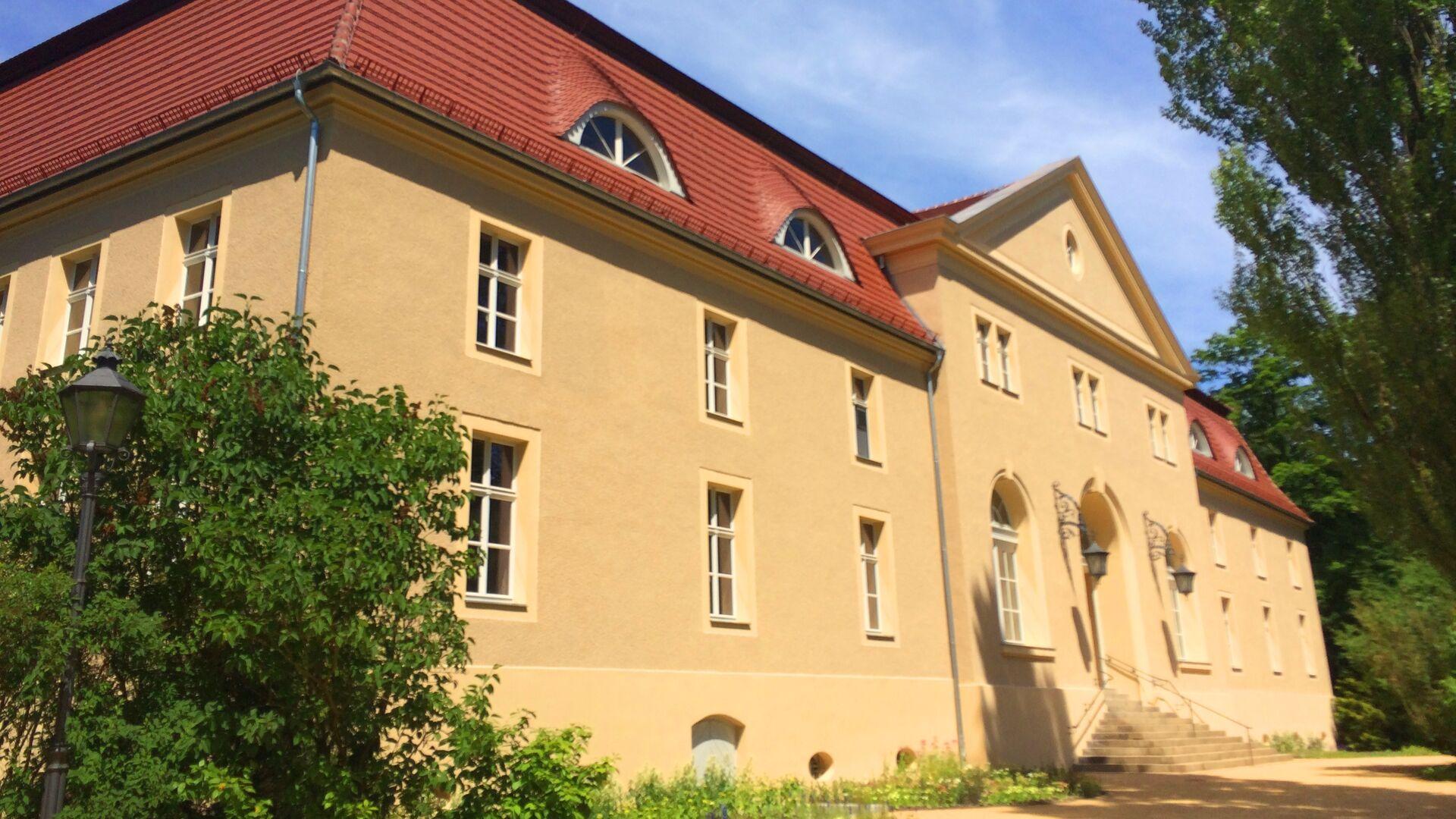 Kavalierhaus (ehem. Moorbad)