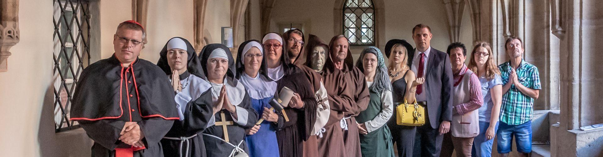 Klosterfraunarzissengeist