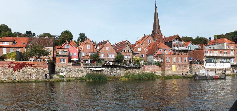 Wunderschönes Lauenburg