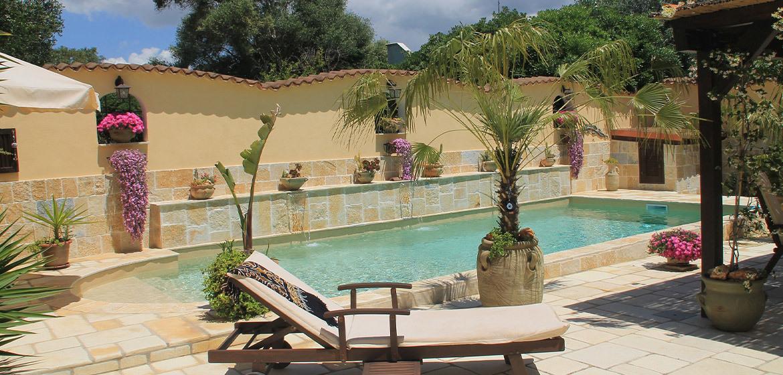 Herrliche Luxusvillen mit Pool