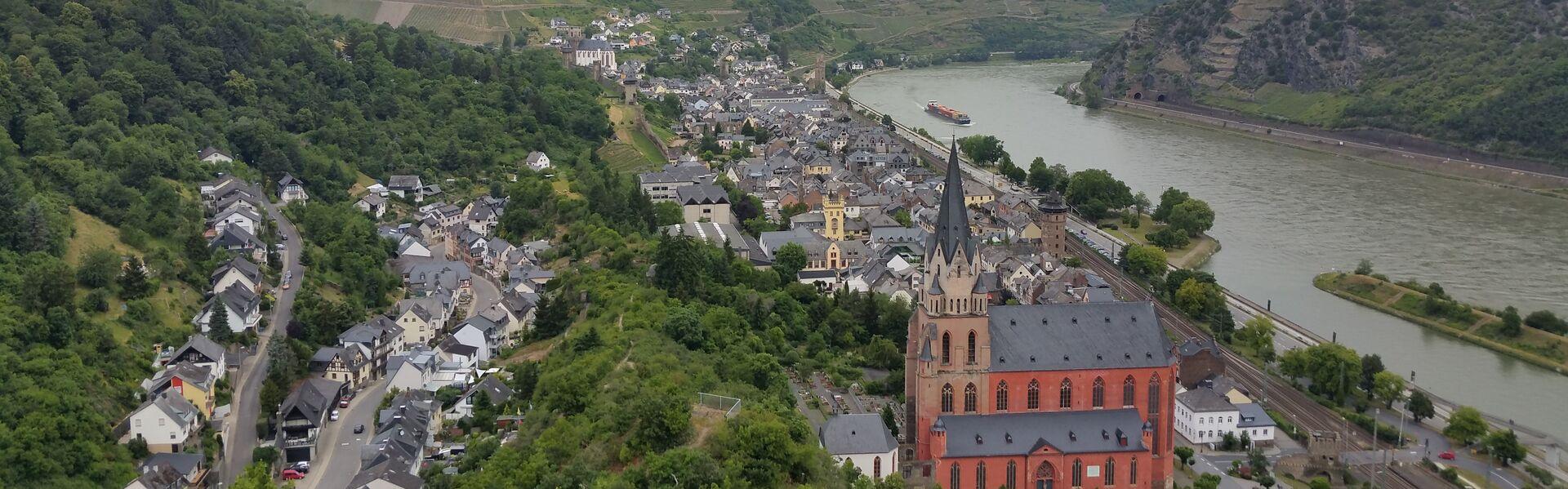 Oberwesel_Liebfrauenkirche