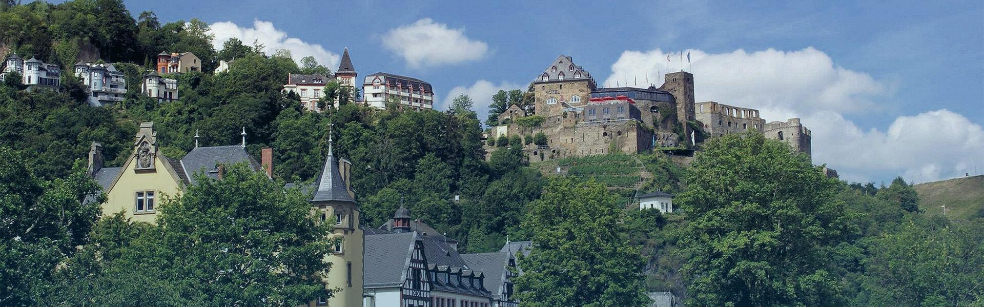 St. Goar_Burg Rheinfels