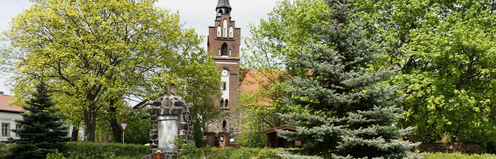 Kirche Münchehofe