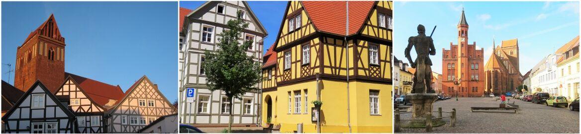 Erleben Sie die historische Altstadt von Perleberg! | Foto: Stadt Perleberg