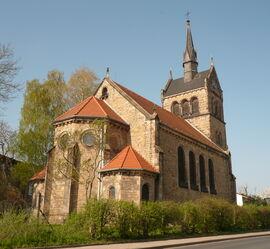 evangelische kirche magdeburg