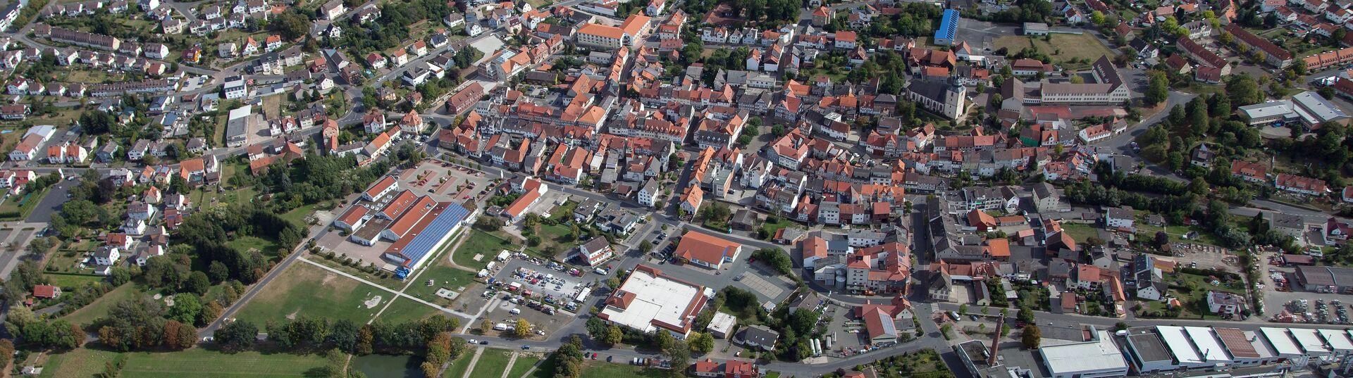 Panorama_Sontra_Innenstadt