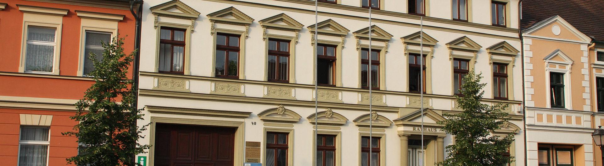 Rathaus in Schönewalde