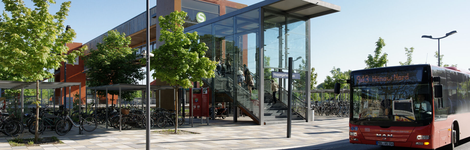S-Bahnhof Hoppegarten