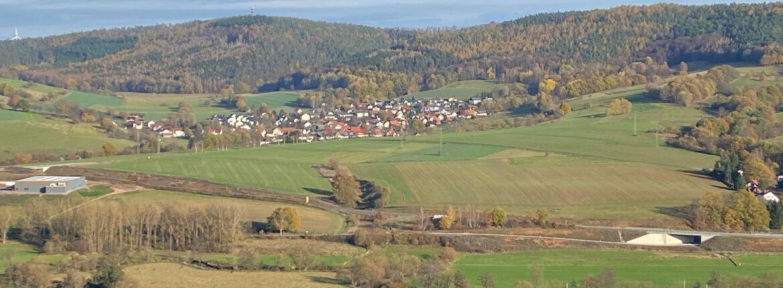 Blick nach Rotensee